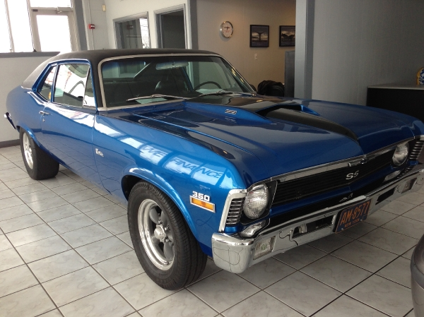 1970 Chevy Nova Baldwin Motion Tribute