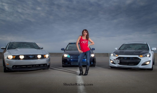 Jenny Walter for ShockerRacingGirls
