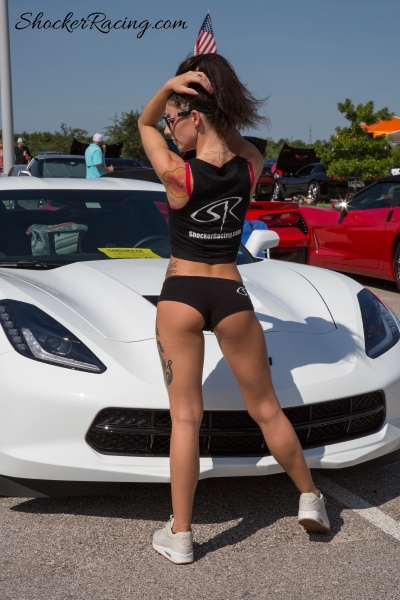 McKenzie Moore at Corvette Invasion 2017