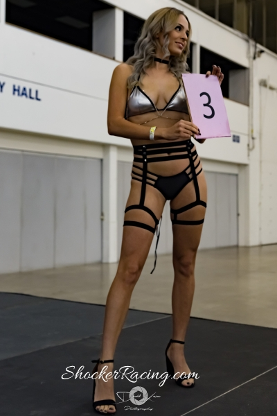 Samantha Kaye at Spocom Texas 2017 Bikini Contest
