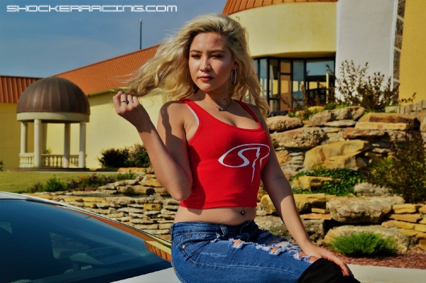 Erica Vanessa for ShockerRacingGirls