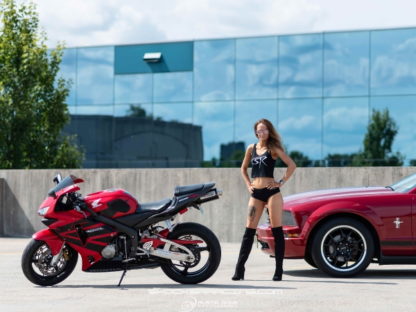 Lana Evseeva for ShockerRacing Girls