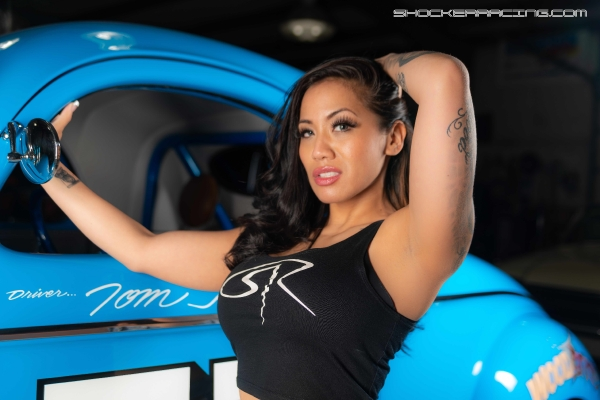 Mia Krystina for ShockerRacing Girls
