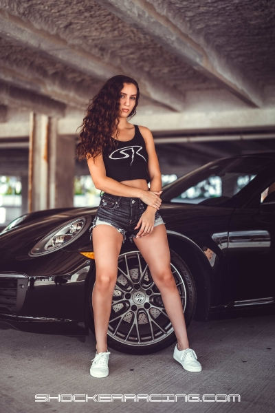 Macie Watkins joins the Shocker Racing Girls