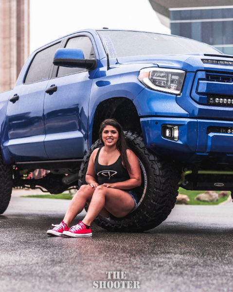 Mia Cervantes joins the ShockerRacing Girls