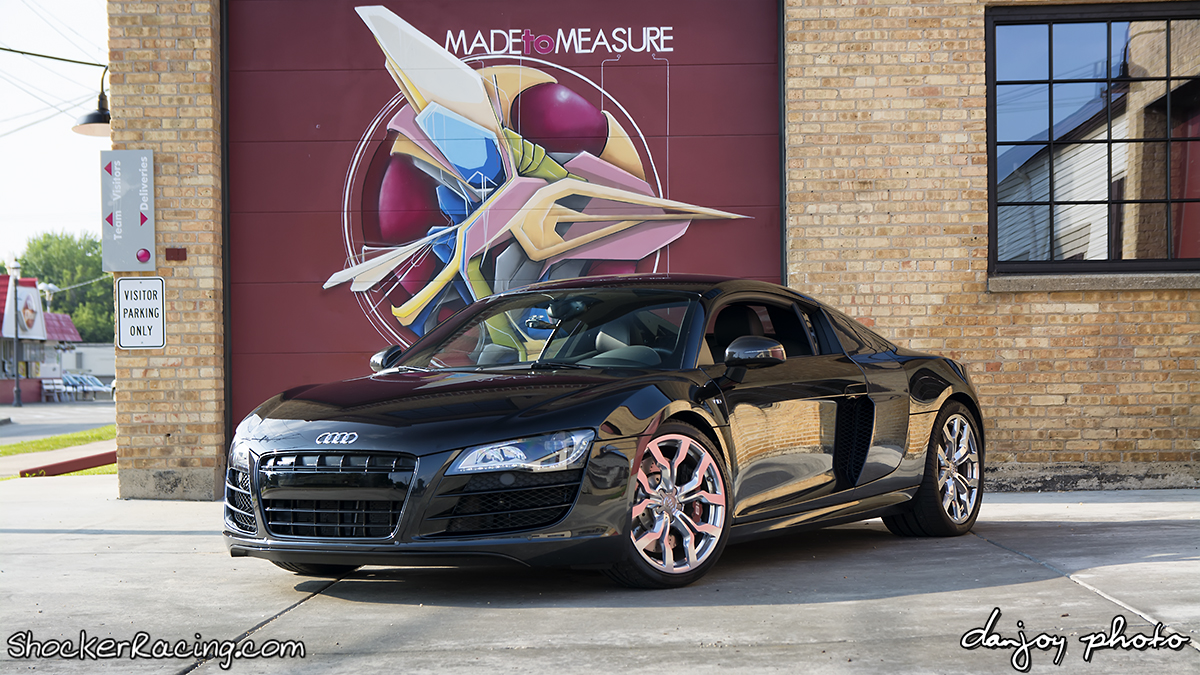 Dan Joy Photo featuring Turks Audi R8 V10